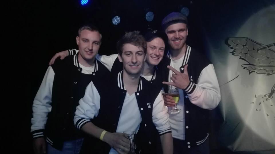 1. Platz beim Stadtfinale des SPH Bandcontest in Freiburg